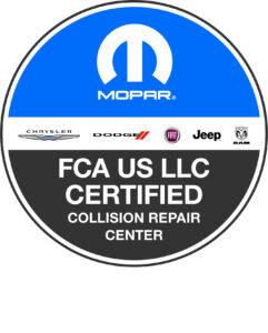 FCA Certified Auto Body